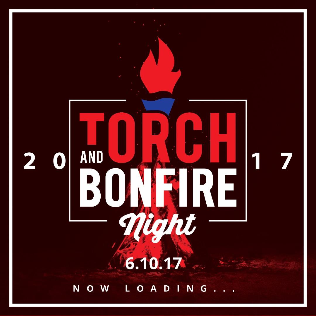 TORCH & BONFIRE 2017